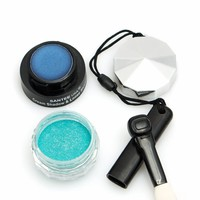 Santee Dual Formula Eye Shadow Pot