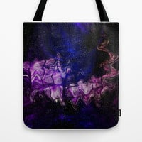 SPIRIT OF THE NIGHT Tote Bag by Catspaws