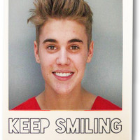 Keep Smilling Iphone Case