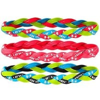 Under Armour® Braided Headband Set