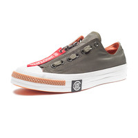 CONVERSE CHUCK TAYLOR 1970 OX UNDEFEATED CLOT - OLIVE | Undefeated