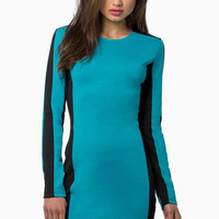 Move With Me Bodycon Dress $37
