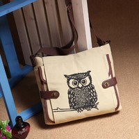 MagicPieces Canvas iPad Bag