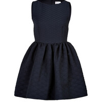Valentino R.E.D. - Cotton Jacquard Fit and Flare Dress
