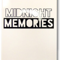 Midnight Memories Iphone case