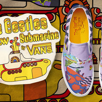 The Beatles Yellow Submarine by Vans