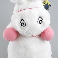 "Despicable Me ""It's So Fluffly"" 16"" Inch Unicorn Pillow Agnes"