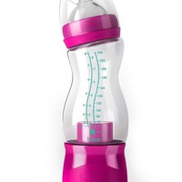 The b.box Essential Baby Bottle is the perfect bottle for formula fed babies!