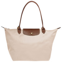 Tote bag - Le Pliage - Handbags - Longchamp - Black - Longchamp United-States