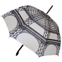 Guy de Jean Eiffel Tower Umbrella - Raindrops Umbrellas & Rainwear Canada