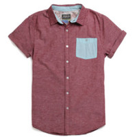 Modern Amusement Mix It Up Short Sleeve Woven Shirt at PacSun.com