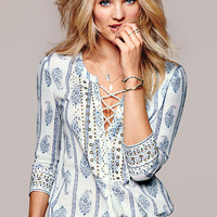 Embellished Tunic - Victoria's Secret