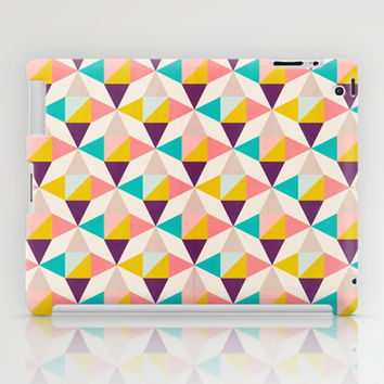 Amethyst iPad Case by Louise Machado