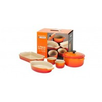 Le Creuset 5 pc Starter Set Volcanic. Buy Le Creuset products online in Australia and save!