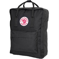 Fjallraven Classic Kanken Backpack Bag - Black
