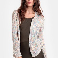 Rainbow Connection Marled Sweater | Threadsence