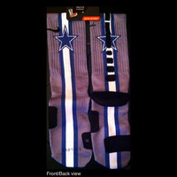 Dallas Cowboys Custom Nike Elites