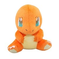 "New Pokemon Charmander 4.5"" Cute Soft PLush Toys Doll"