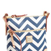 Dooney & Bourke 'Chevron -Letter Carrier' Crossbody Bag