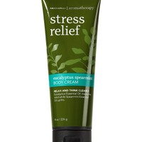Body Cream Stress Relief - Eucalyptus Spearmint