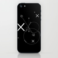 XO iPhone & iPod Skin by Nikki Neri