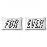 Forever Pillow Case Set
