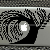 Big Tree macbook decal Macbook pro decals macbook by Newvision2012