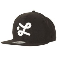 LRG Cursive L Snapback - Men's at CCS
