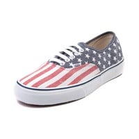 Vans Authentic Stars & Stripes Skate Shoe