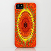Fall Colors iPhone & iPod Case by Laura Santeler