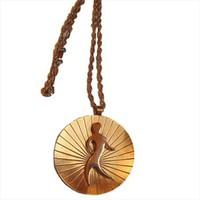 1950s Copper Vintage Necklace