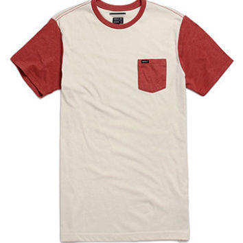 RVCA Change Up Short Sleeve Knit Tee at PacSun.com