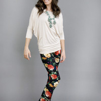 Leggings - Flower Power