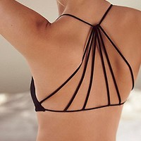 Intimately Womens Strappy Back Bra