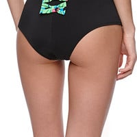 LA Hearts Bow Back Hipster Bottom at PacSun.com