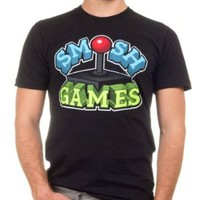 Smosh Men's Games Tee Shirt
