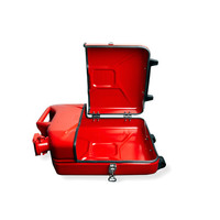 Trolley Suitcase // Gas Red
