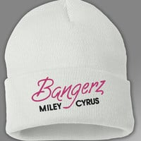 BANGERZ, Miley Cyrus, 12 inches, Winter Beanie
