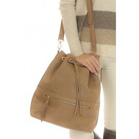Have It All Bag-Taupe
