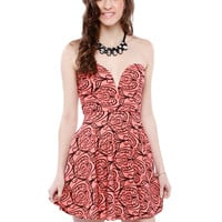 Papaya Clothing Online :: DARLING BOHO PRINTED TUBE DRESS