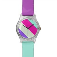 Tropical #2 - Wrist Watch