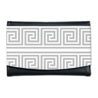 Classical Greek Key Pattern Mini Wallet> Classical Greek Key Pattern> Accessorize Me