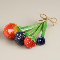 BERRY MEASURING SPOONS