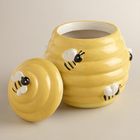 Beehive Cookie Jar - World Market