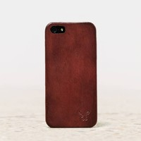 AEO LEATHER IPHONE 5 CASE
