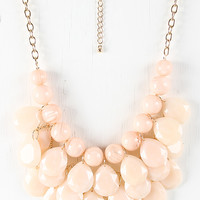 Lucita Pearl Necklace