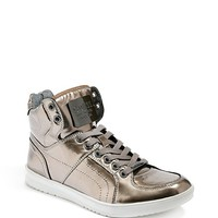 Trippy High-Top Metallic Sneakers - Online Exclusive | GUESS.com