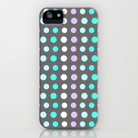 Polka Dots #2 iPhone & iPod Case by Ornaart
