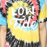 Dark Seas Local Only Tie-Dye Tee - Urban Outfitters