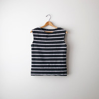 Ralph Lauren Nautical Tank - L